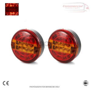 Hamburger Tail LIght