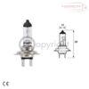 H7 499A 24v 70w Bulbs also know as 492 / 474 / 775