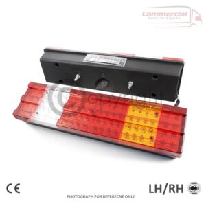 DAF, VOLVO, MERC, SCANIA, IVECO, MAN TAIL LIGHT