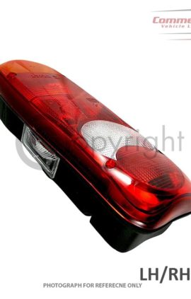 BULB TYPE TAIL LIGHTS NISSAN CABSTAR DAF LF45 LF55 CF XF95 XF105 2001 >FIAT DUCATO TIPPER CHASSIS 2012 >IVECO EUROCARGO PEUGEOT BOXER TIPPER CHASSISRENAULT MASCOT MIDLUM MASTER VOLVO FL FEVAUXHALL MOVANO VIVARO TIPPER CHASSIS