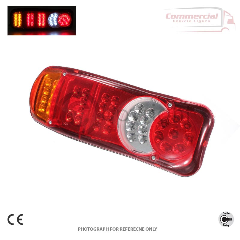 24 volt led truck lights