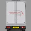 Slim 5 Function 24 v 75 LED Rear Truck, Trailer, Tail Lights 4