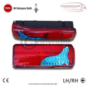 Man TGA LED Tail Light