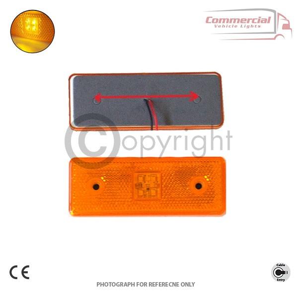 11x4 Side Marker Light 4