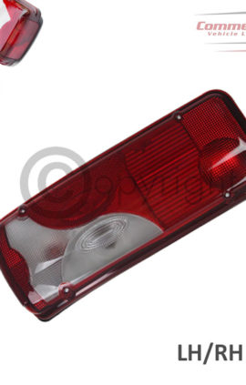 7 Function board type tail lights