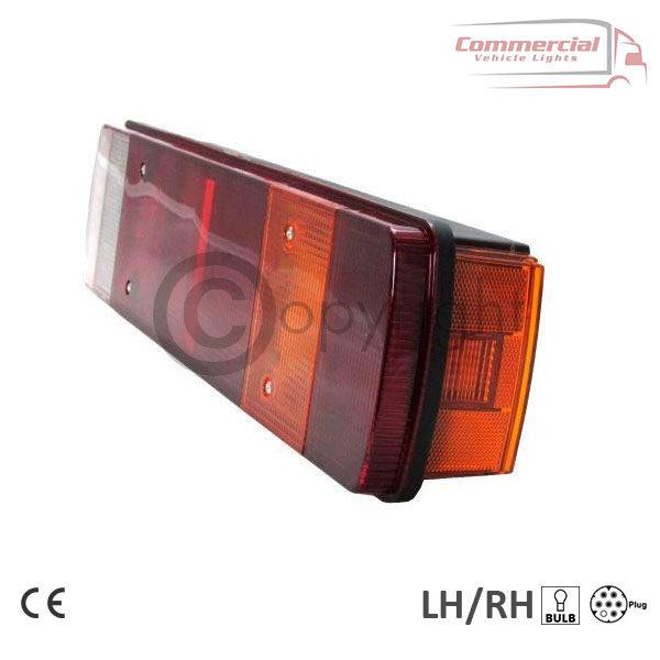 Scania Tail lights