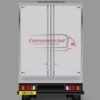 BULB TYPE REAR LORRY, TRAILER, CHASSIS, TAIL LIGHTS X 2 4