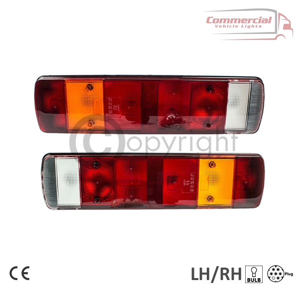 SCANIA TAIL LIGHTS