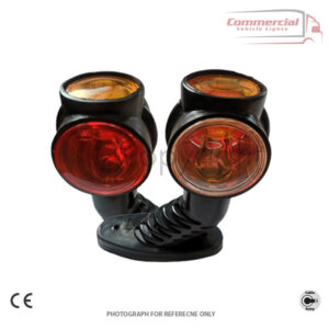 Stalk Type side marker lights