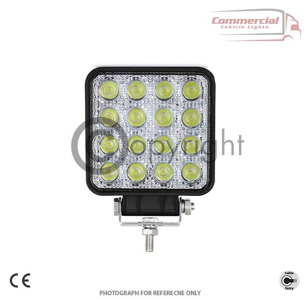H3 460 24V 70W HALOGEN FOG LIGHT SPOT LAMP BULB COMMERCIAL TRUCK LORRY