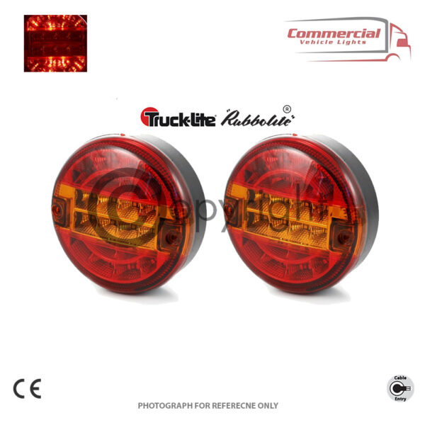 Hamburger Light Trucklite