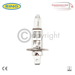 RING R466 H1 24V 70W HEADLIGHT, WORKLAMP, & BEACON, BULBS