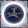 Mercedes Actros LED Backlit Badge