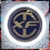 DAF XF LED Backlit Emblem