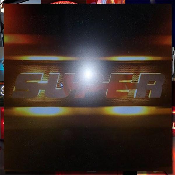 SCANIA SUPER BADGE LED BACK-LIT DECORATION NAME BADGE-1