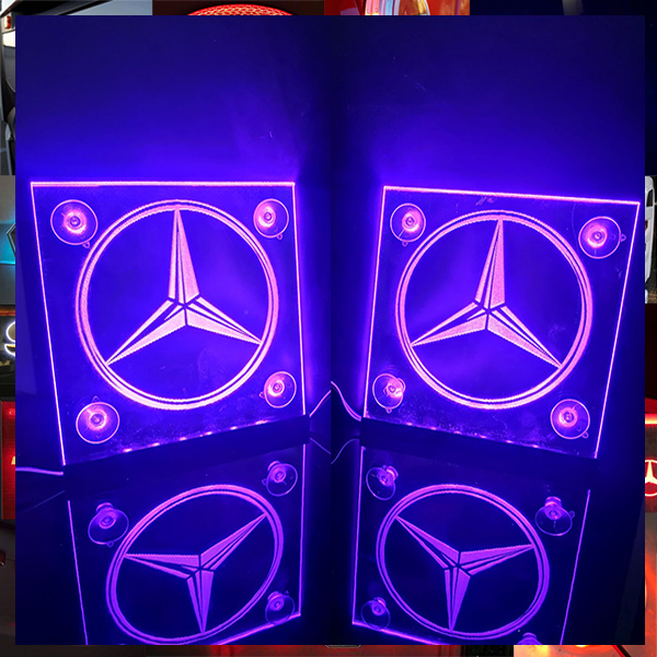150x150mm Window Signs