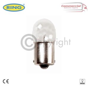 RING R149 24 V 5 W SIDE AND TAIL LIGHT BULBS