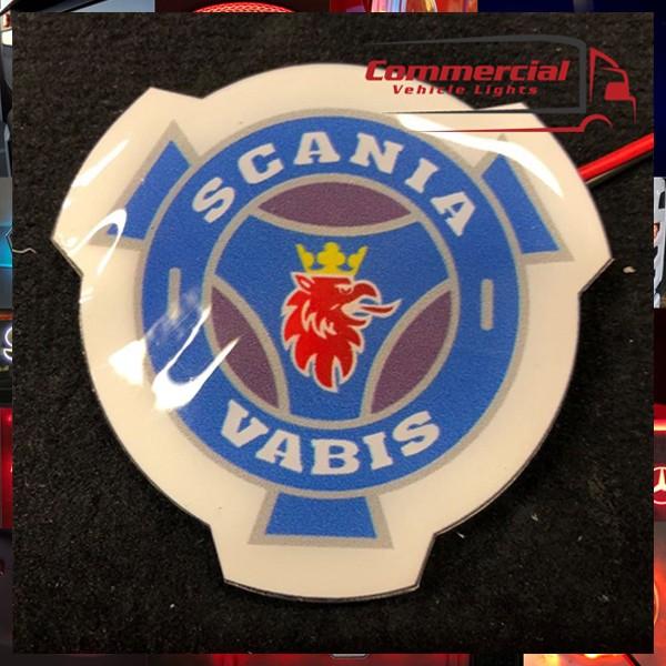 Scania Vabis Blue