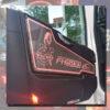 VOLVO FH/FM LED BACK-LIT CUSTOM INTERIOR DOOR PANELS 3