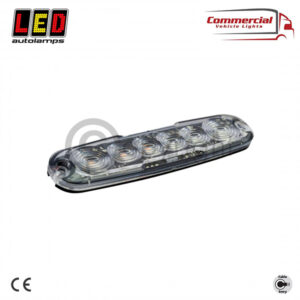 12AR,M LED AUTOLAMP COMBINATION LIGHT