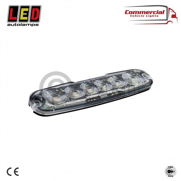 12AR,M LED AUTOLAMP COMBINATION LIGHT