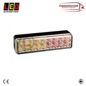 125ARME Truck / Trailer / Trike Rear  3 Function Combination Lamp