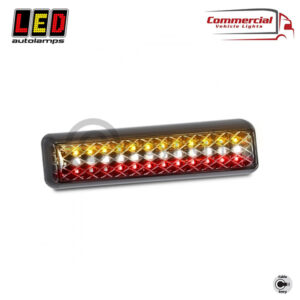 200BIRSTME Truck / Trailer / Trike Rear 4 Function Combination Lamp