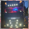 DAF LED Name Badge