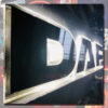 DAF BACK-LIT LED NAME BADGE CHROME EURO 6 1