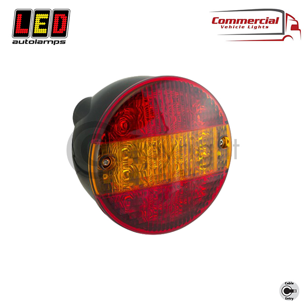 HBL140STIM Hamburger Tail Light