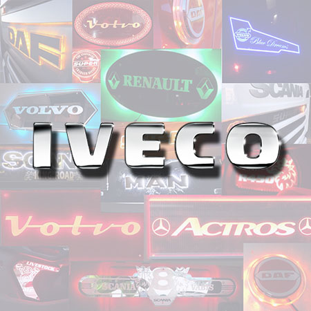 Iveco Custom Lighting