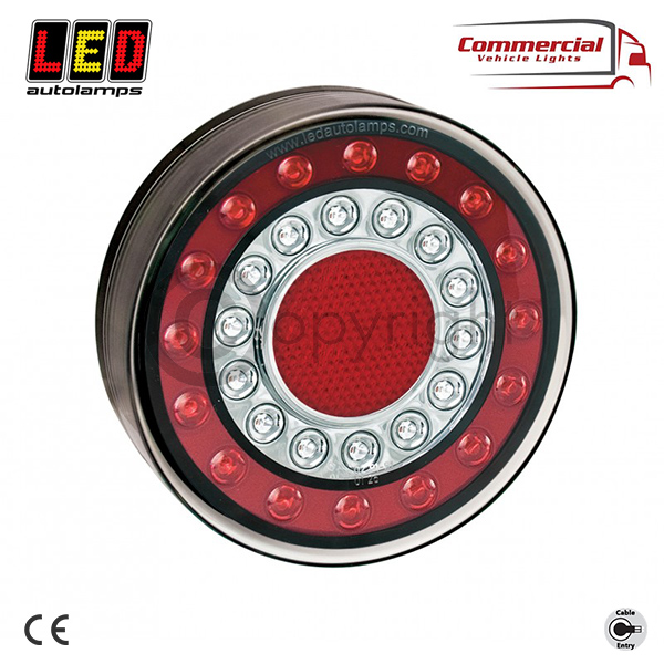MAxilamp1XCE Combination lamp