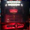 CUSTOM INTERIOR TRUCK MIRROR 1000x250mm