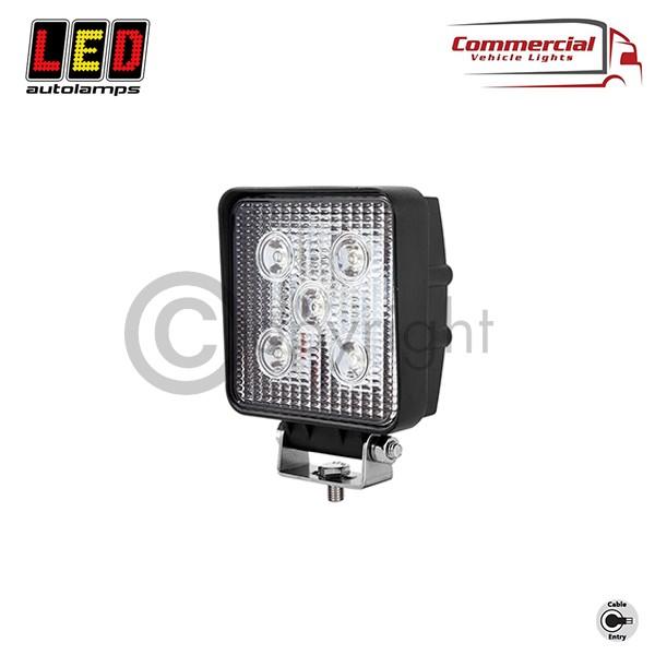 15 Watt Square LED Worklamp / Floodlamp