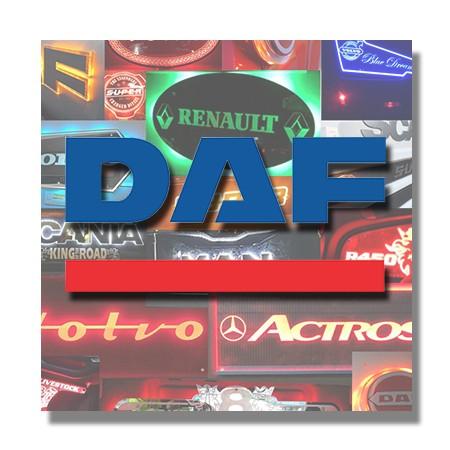 DAF Custom truck lights