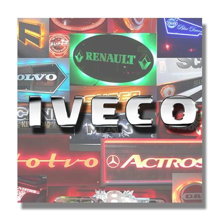 Iveco Custom truck lighting