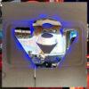 SCANIA V8 MIRROR / LIGHT BOARD FOR ALL TRUCKS 55x45cm 4