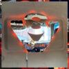 Scania V8 Custom Truck Bulkhead Mirror
