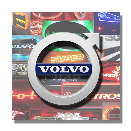 Volvo Custom Truck Lights