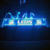 500x100 mm Seat Leon Window Sign