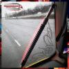 LED LIT SPANISH SWORDS / TRUCK WINDOWS POLES x 2 2