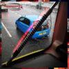 LED LIT SPANISH SWORDS / TRUCK WINDOWS POLES x 2 4