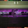 VOLVO VIKING TRUCK MIRROR / LIGHTBOARD 1000x250mm 3