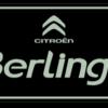 CITROEN BERLINGO INTERIOR LED MIRROR 400x200 mm