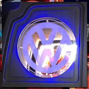 VOLKSWAGEN BULKHEAD INTERIOR LED MIRROR
