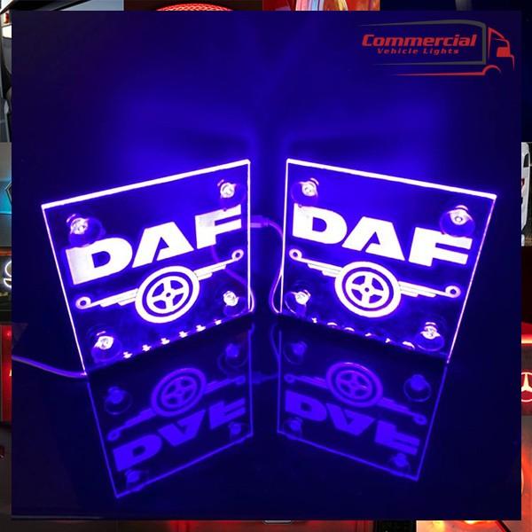 DAF LED Windscreen Signs