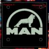 MAN LED WINDSCREEN SIGNS