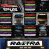 TRUCK LED NAMEBOARD, HEADBOARD, FRONT SIGN 2