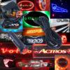 DAF XF TRUCK MIRROR / CUSTOM LIGHT BOARD x 1 3