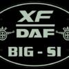 DAF XF TRUCK MIRROR / CUSTOM LIGHT BOARD x 1 1